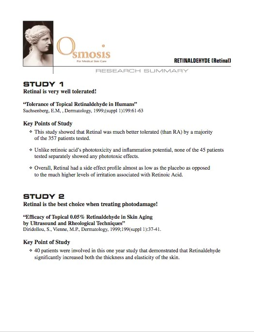 Research-Retinaldehyde